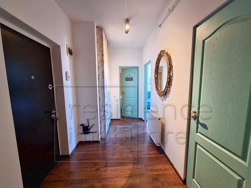 View! Apartament modern 2 camere, Gheorgheni, zona Baza Sportiva Gheorgheni