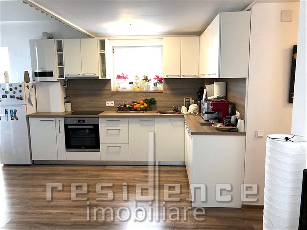 OFERTA!Penthouse 100 mp, 2 apartamente, Marasti,Expo+ Terasa 52 mp