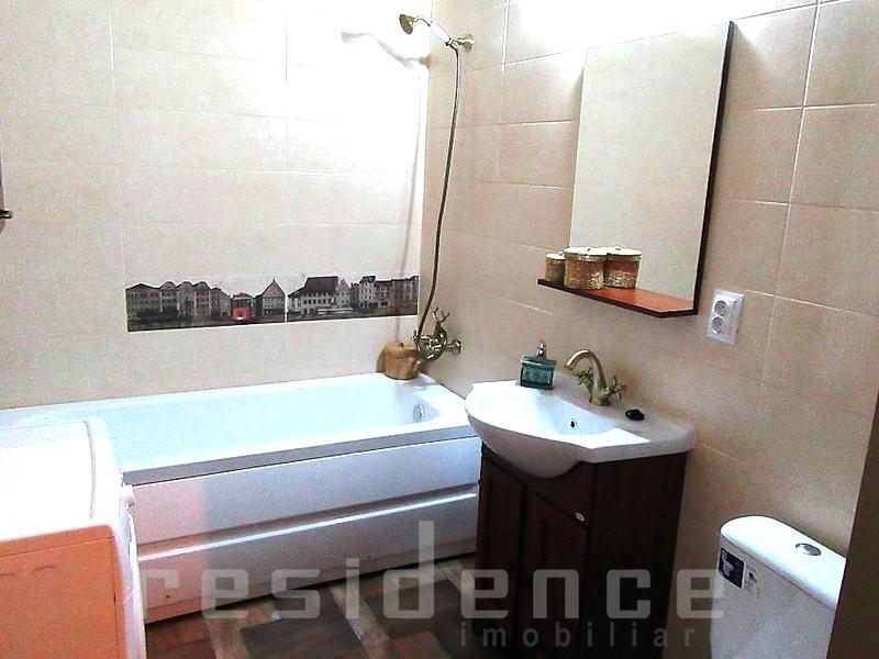 Apartament 2 camere mobilat, Imobil Nou, Centru, Piata Mihai Viteazu