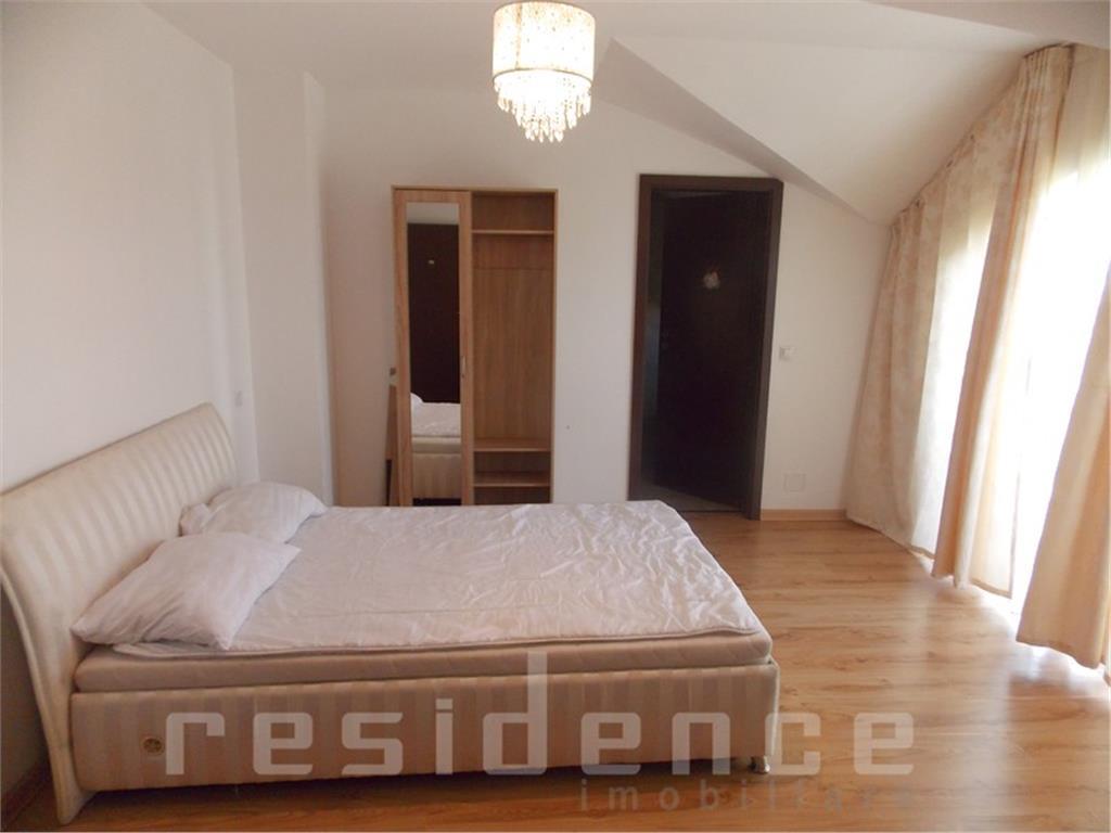Vila moderna 6 camere, mobilata, 170 mp in Europa+Curte 200 mp