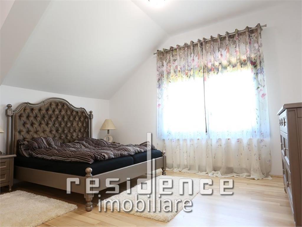 Vila 7 camere LUX, 335mp + 1013mp curte, zona Faget