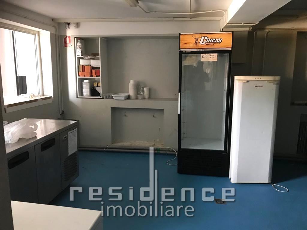 Spatiu comercial, restaurant, Ultracentral, zona UPU + terasa 300 mp
