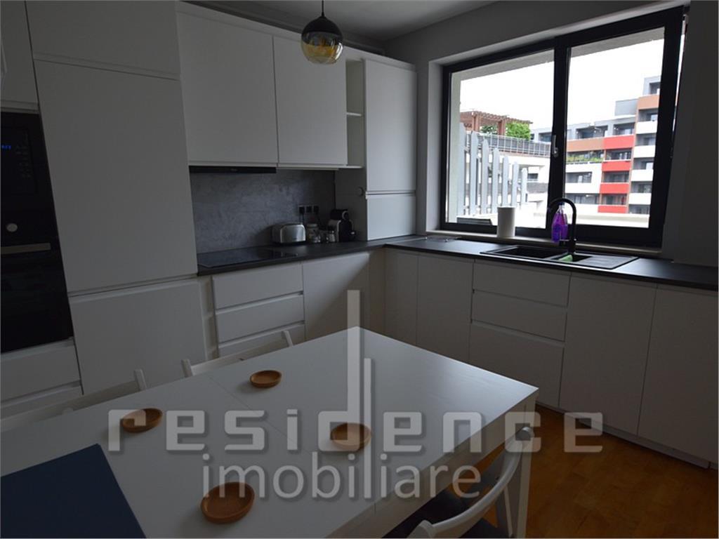 Penthouse Nou 3 camere in Buna Ziua + Garaj, Terase 60 mp