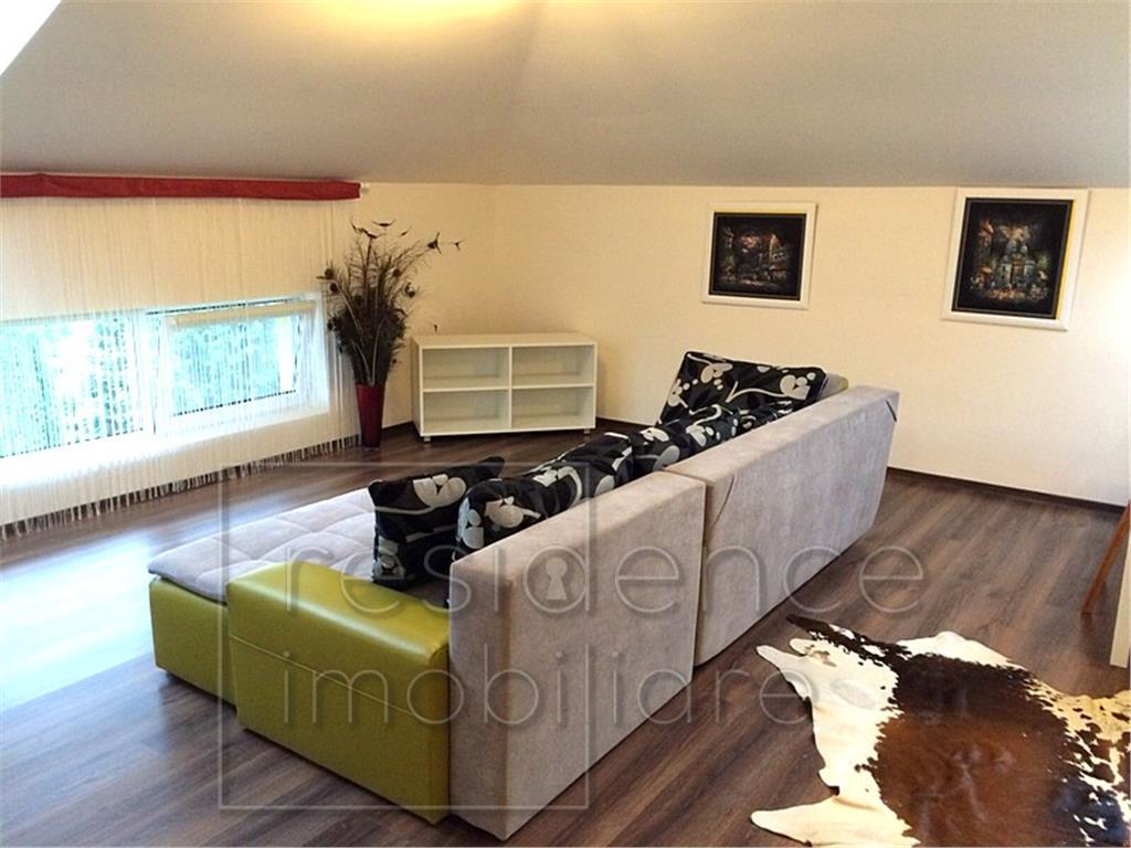 Apartament 2 camere semidecomandat, mobilat, Buna Ziua, zona Oncos