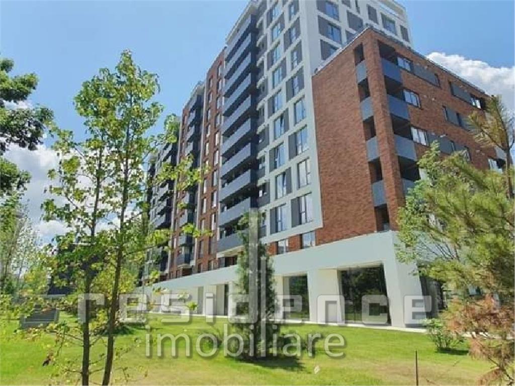 Apartament nou, mobilat si utlat LUX, Marasti, zona the Office + Garaj