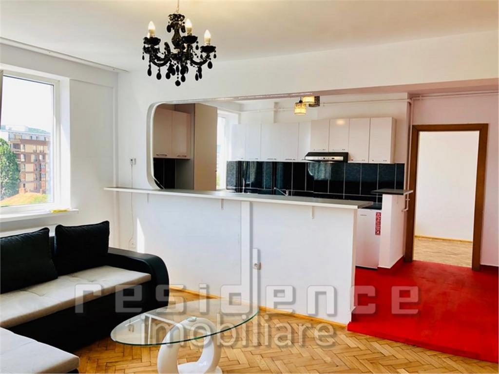 Apartament 3 camere renovat in Centru, Piata Mihai Viteazu + 2 Parcari