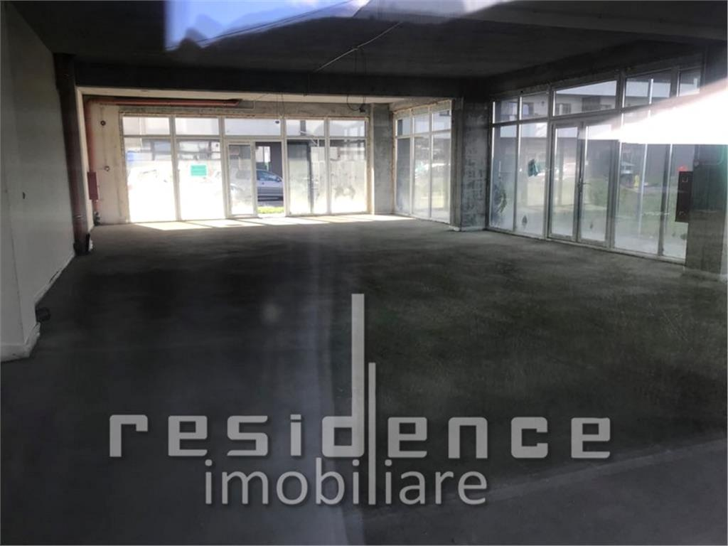 Exclusivitate! Spatiu comercial NOU, 138mp, Marasti, str. Aurel Vlaicu