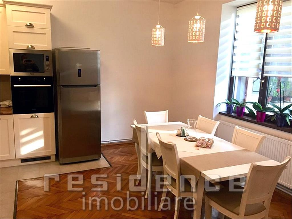 Apartament 3 camere, ultrafinisat, Ultracentral, Horea, zona Urania