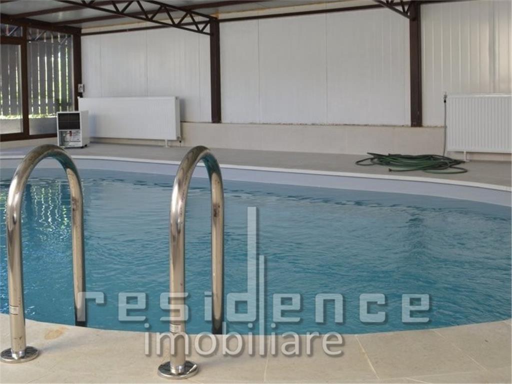 Casa individuala 5 camere, 240mp, teren 480mp, Faget, Piscina +parcare