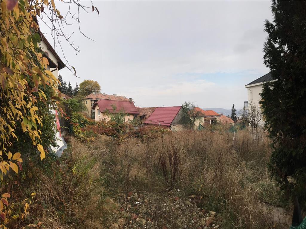 Teren intravilan  586 mp, Andrei Muresanu, Zona Hotel Ramada