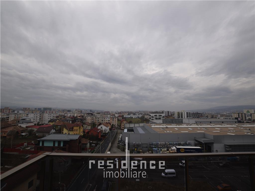 Terasa 85 mp! Apartament 3 camere mobilat, 107 mp, Marasti, Zona Ira