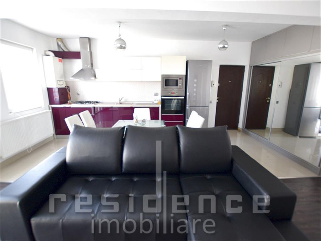 Apartament 3 camere, etaj 1, in Buna Ziua, zona Oncos + 2 Balcoane