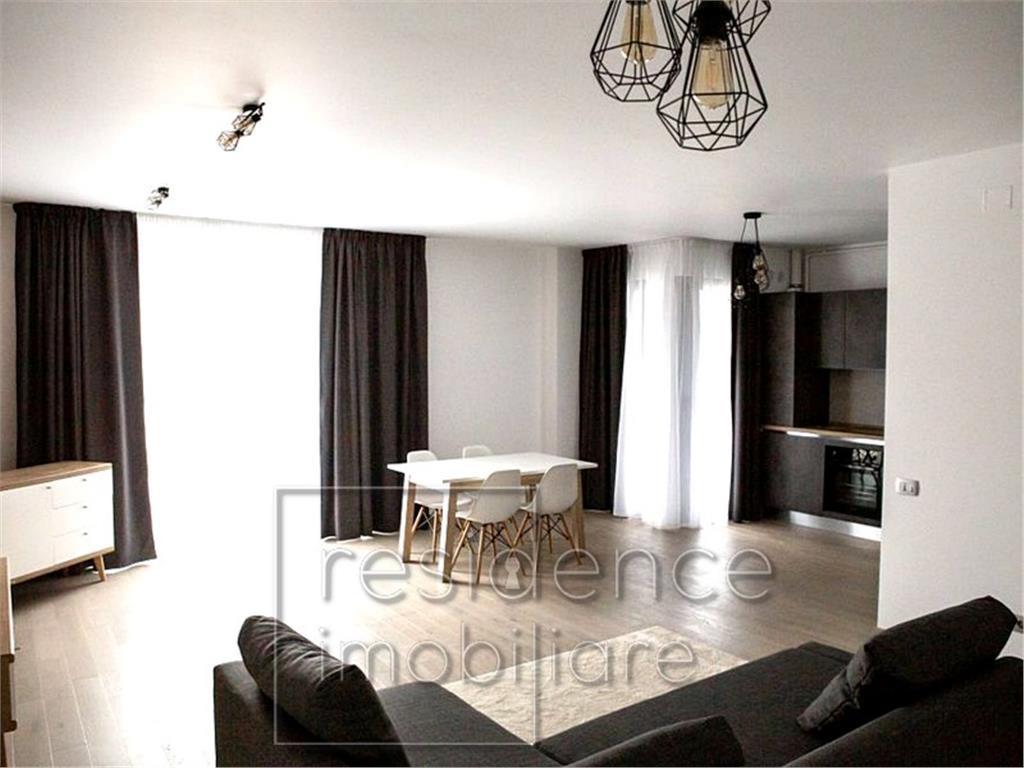Apartament 70 mp, 2 camere, Imobil Nou, Gheorgheni, Vivido + Garaj