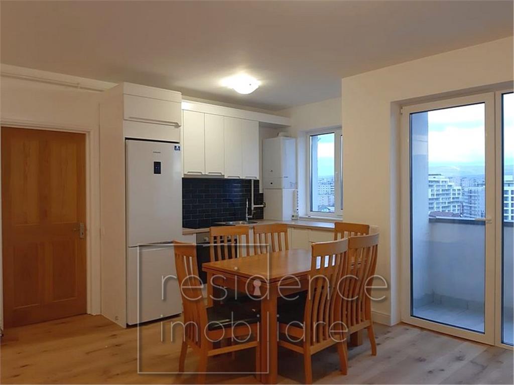 Apartament 3 camere, partial mobilat, Marasti, Coratim + Garaj