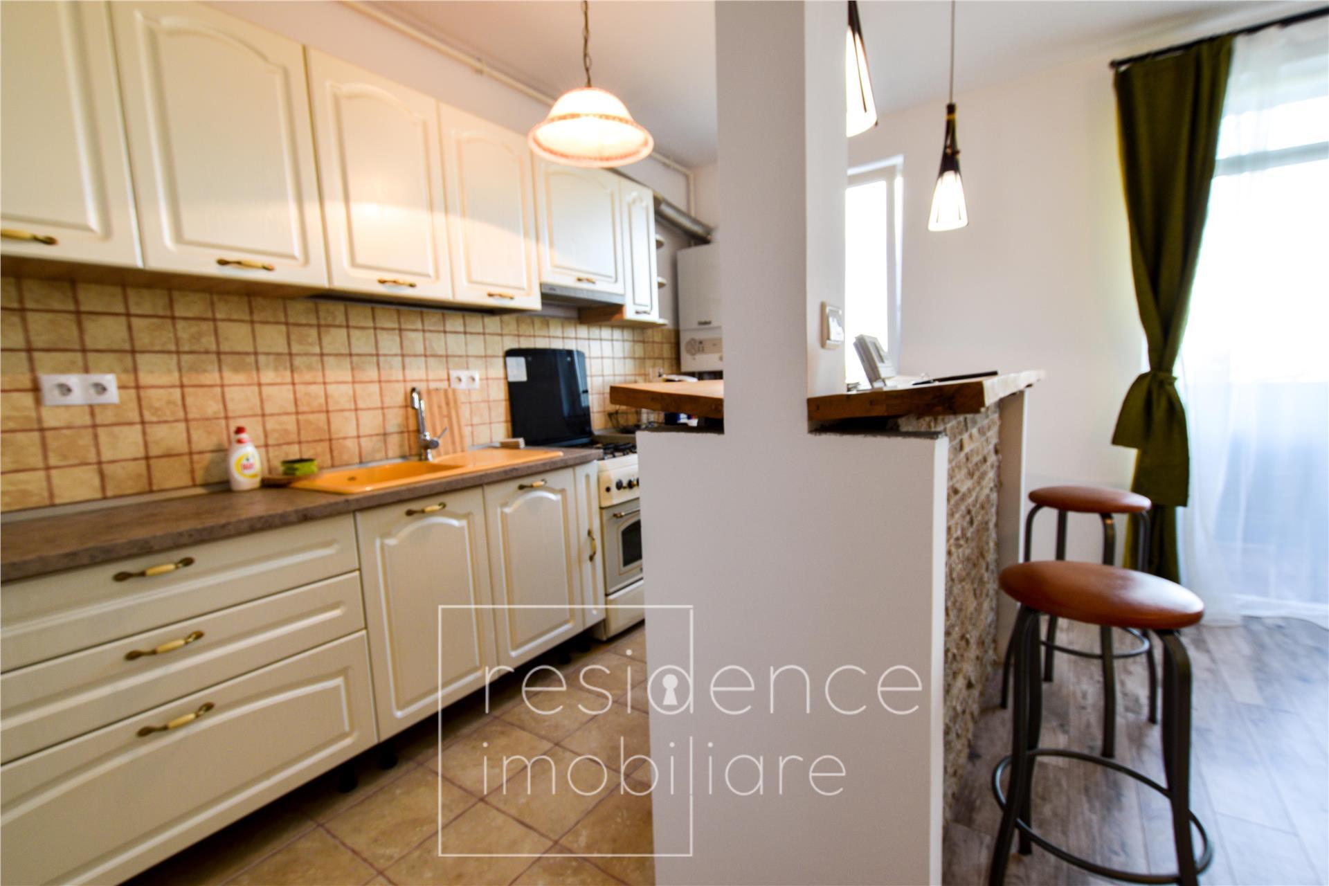 Apartament 2 camere, Imobil Nou, Gheorgheni,strada Soporului + Parcare