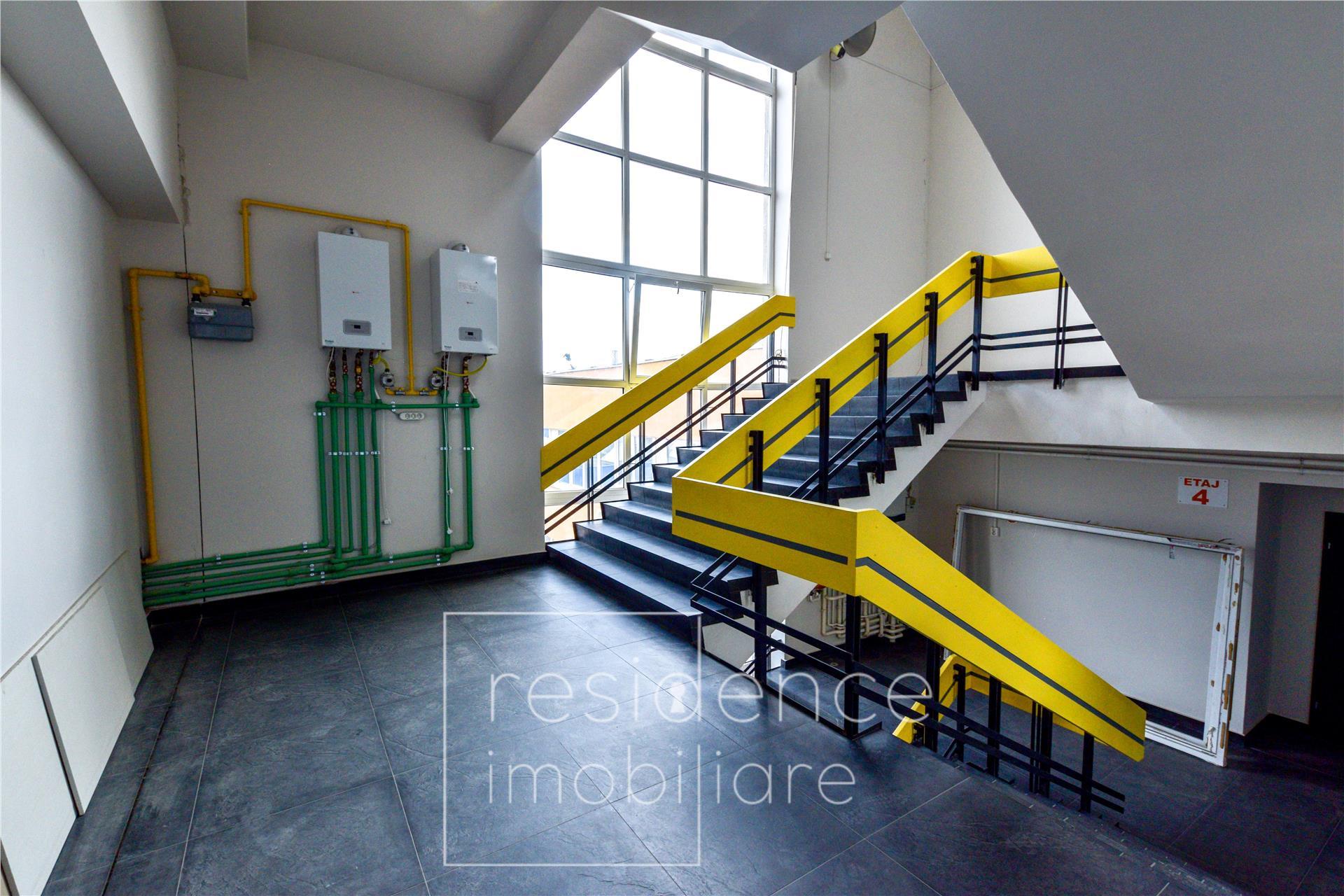 Spatiu birou, industrie usoara,575 mp, Cladire noua, Bulevardul Muncii