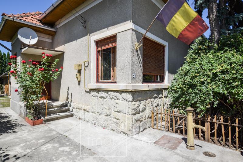 Casa 4 incaperi, reabilitata, birou, Gheorgheni, zona Politiei+Curte