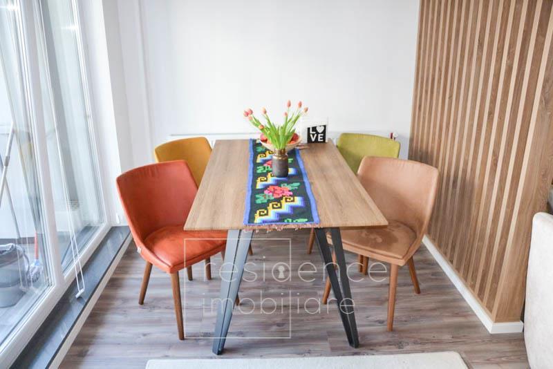 Apartament 2 camere, mobilat, 55 mp in Zorilor, Calea Turzii + Garaj
