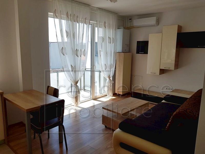 Garaj! Nou! Apartament o camera+nisa de dormit, Semicentral, NTT Data