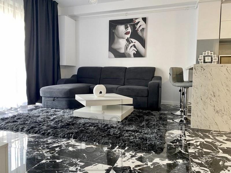 Prima Inchiriere! Apartament 2 camere in Europa, Terasa 11 mp + Garaj