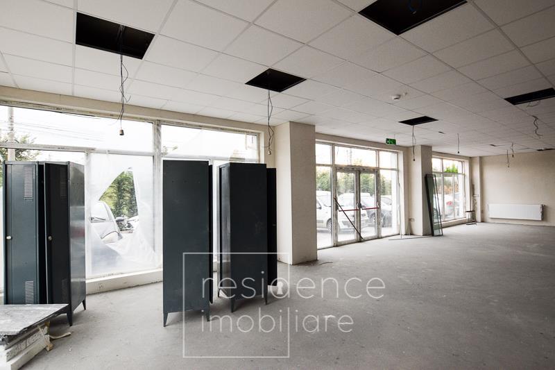 Spatiu comercial 700 mp, open space, Imobil Nou, Marasti, Piata 1 Mai