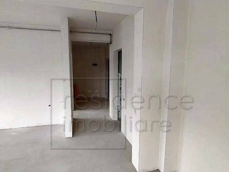 Video! Apartament semifinisat 2 camere,ManasturFloresti,zona VIVO+Parcare