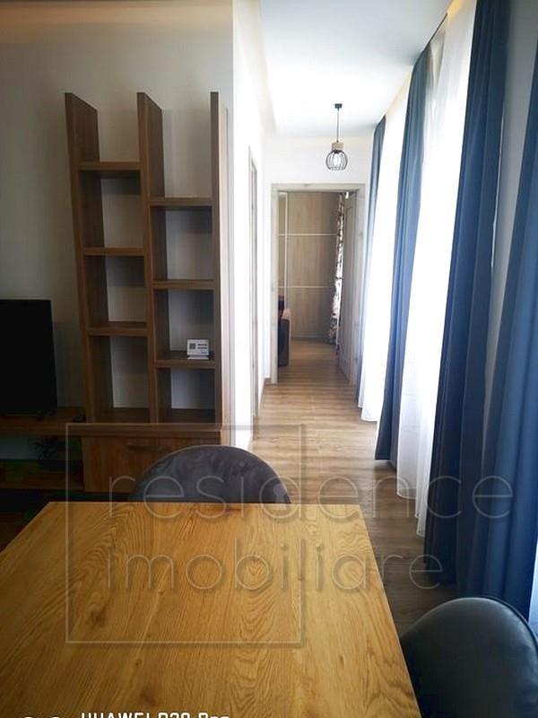 Nou! Apartament modern 2 camere, Plopilor, zona Sala Sporturilor+Garaj