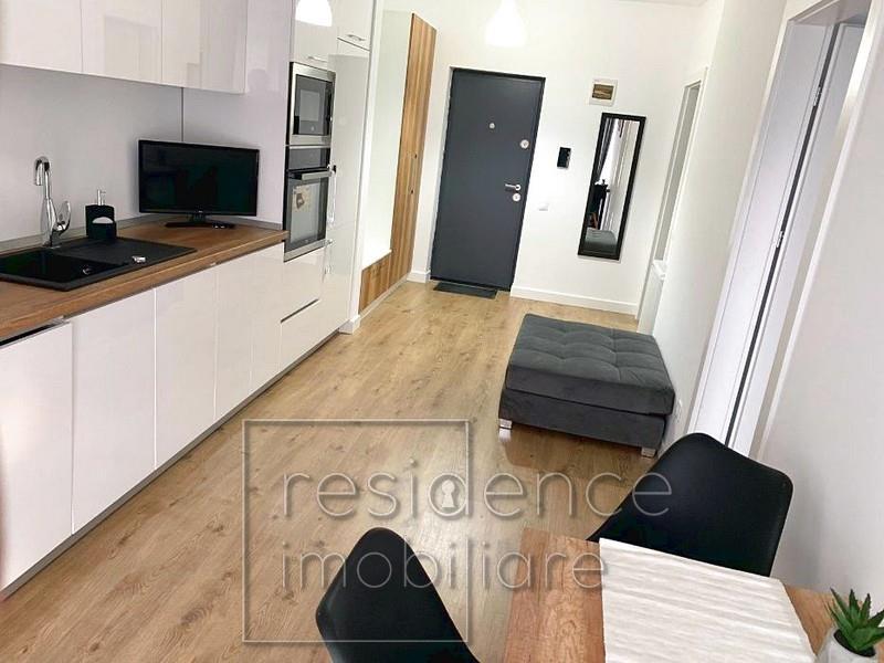 Apartament spatios o camera, 40 mp, Iris + Terasa 25 mp si Garaj