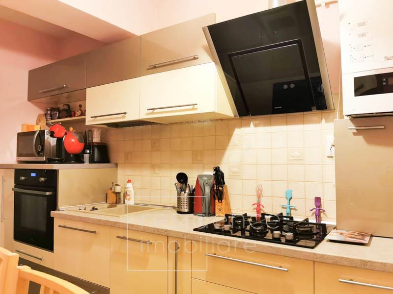 Apartament 2 camere modern in Gheorgheni, Studim Green