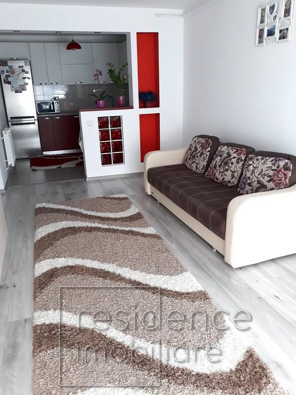 Apartament mobilat 2 camere, Imobil Nou, Marasti, Junior Residence + Parcare