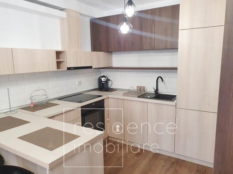 Prima Inchiriere! Apartament 2 camere , Europa , zona Luminia + Garaj