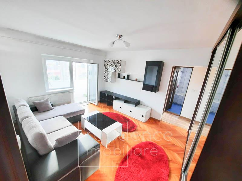 Apartament 2 camere mobilat in Gheorgheni, zona Interservisan