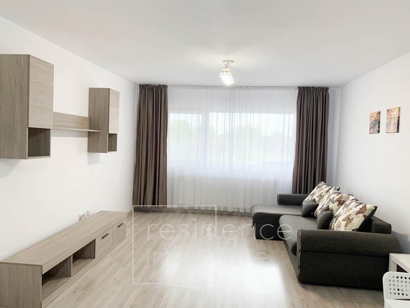 Apartament 2 camere mobilat, imobil nou in Gheorgheni, zona Iulius Mall